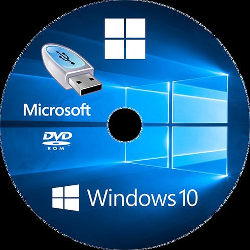 Réinstallation Windows avec sauvegarde de données