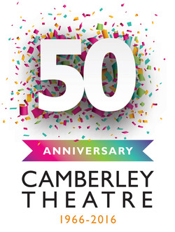 Camberley Theatre 50 years