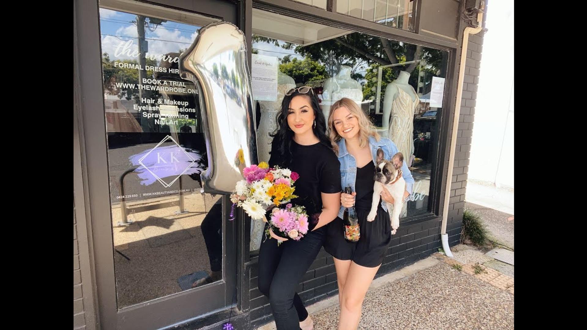 KK Beauty & Co turns 1!