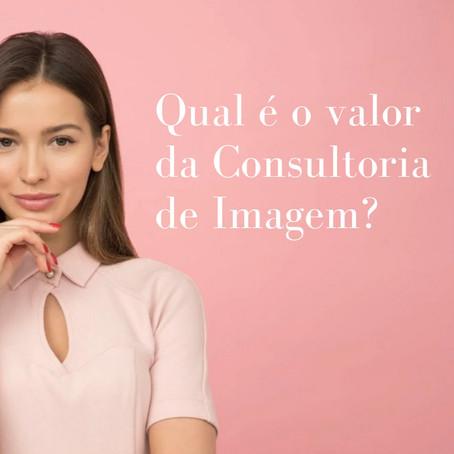 Qual o valor da Consultoria de Imagem?