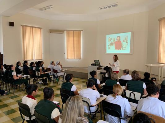 Palestra para Hospital Beneficência Portuguesa
