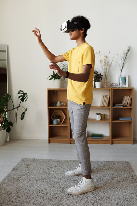boy-in-yellow-t-shirt-and-gray-pants-sta
