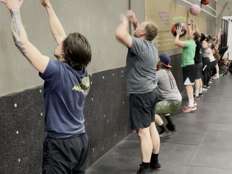 WOD for Saturday 210227