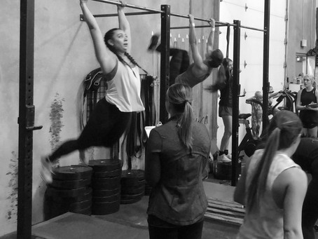 WOD for Tuesday 201124