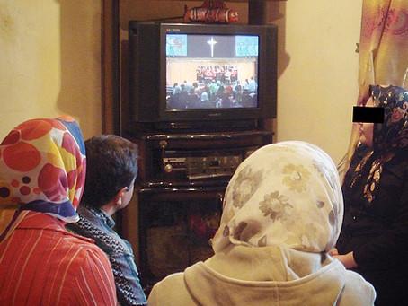 A Perseguição Causa o Crescimento da Igreja no Irão
