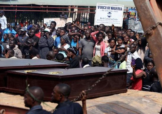 Terror na Nigéria: Mais de 80 Cristãos Mortos a Golpe de Facão só neste Mês