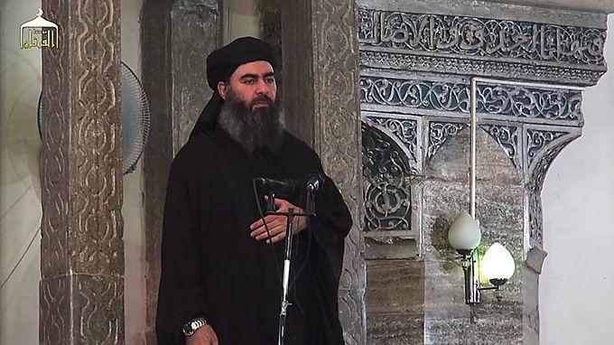 Morre o Líder do Grupo Terrorista Estado Islâmico