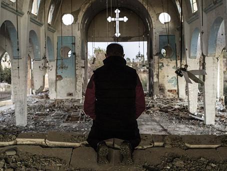 20 Igrejas Destruídas na Síria