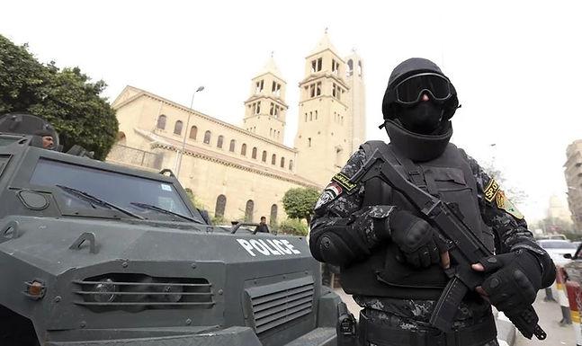 Igrejas Cristãs no Egipto terão Polícias de Segurança a Vigiá-las durante o Natal