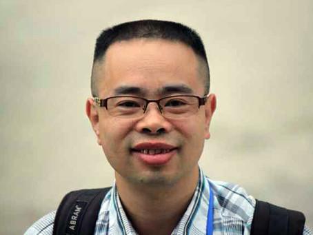 China - Pastor Agradece a Deus por ter sido Preso