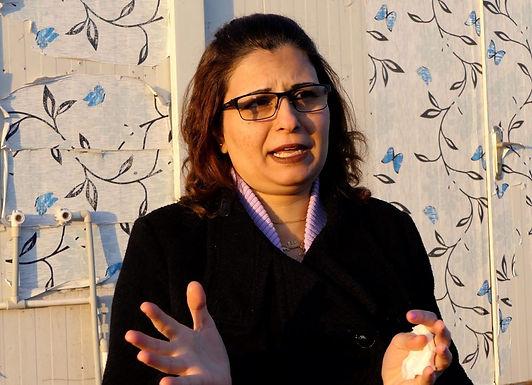Conheça o testemunho de Halla, uma cristã Iraquiana que perdeu a mãe enquanto fugia do ISIS