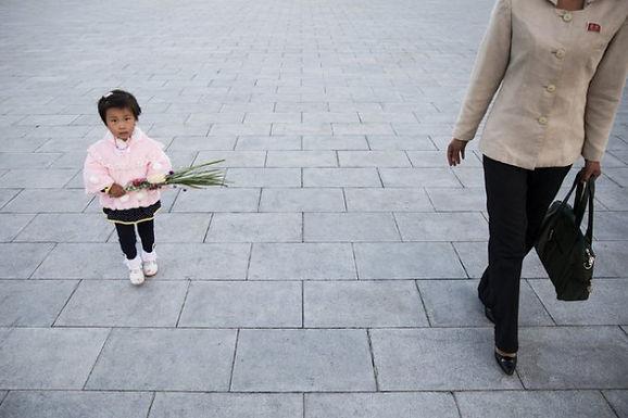 Não há Crianças Cristãs na Coreia do Norte