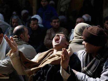 Quatro Cristãos Feridos em Ataque por Radicais Muçulmanos no Egipto