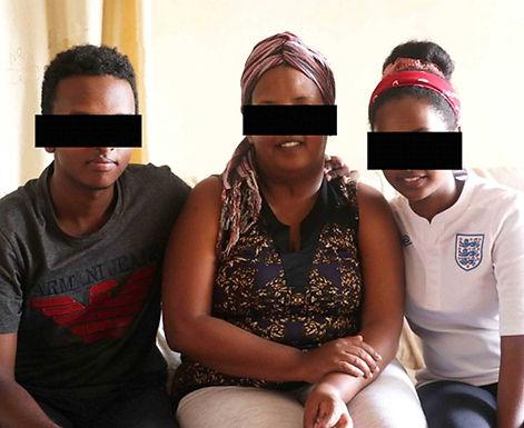 Eritreia: Uma Família a Espera de um Milagre