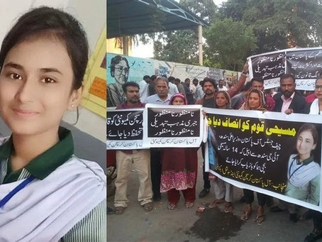 Menina cristã é raptada e convertida à força para se casar com muçulmano no Paquistão