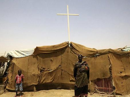 Esperança: Novo governo do Sudão parece interessado em oferecer liberdade religiosa aos cristãos e j