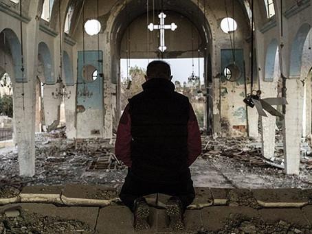 Cristãos sírios temem ser exterminados com invasão turca no seu país