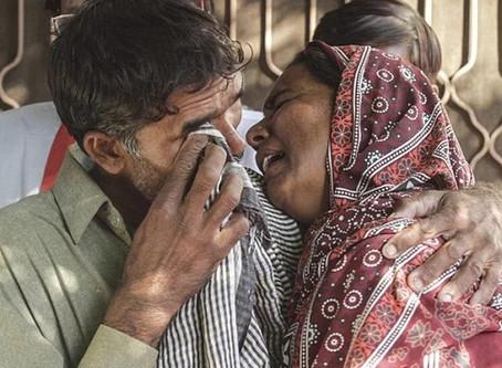 Paquistão: Cristã é queimada viva por se recusar a casar com muçulmano