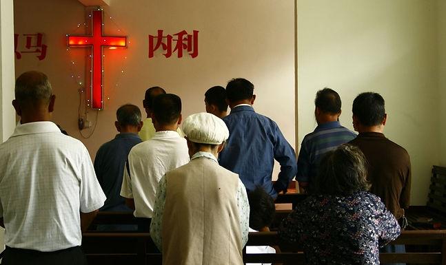 China Corta a Energia de Duas Igrejas