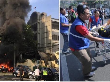 Cristão perdoa terroristas que mataram a sua mãe em atentado na Indonésia