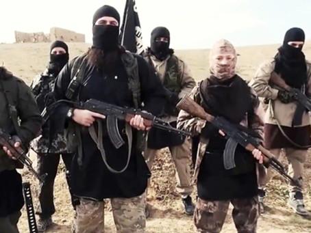 """""""Eu Quero a Salvação"""" diz Extremista Muçulmano"""