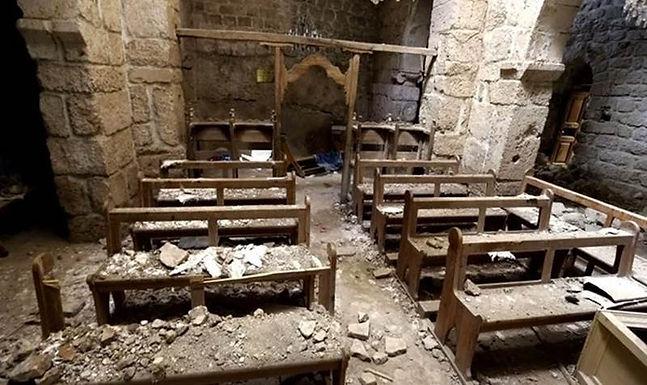 Emirados Árabes Unidos querem reconstruir igrejas cristãs destruídas pelo Estado Islâmico