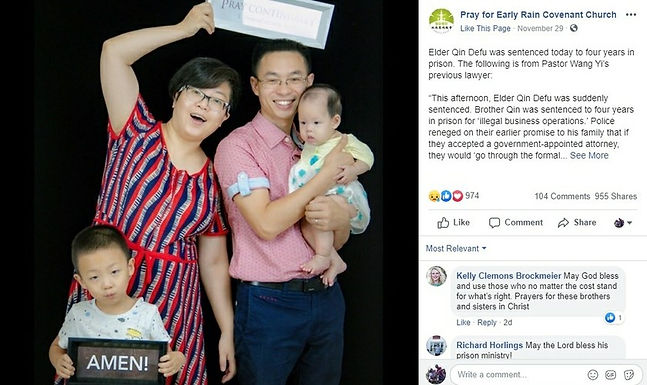 Pastor é condenado por receber livros cristãos para a sua igreja na China