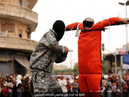 Cristãos estão a serem Crucificados durante o Ramadão