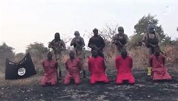 Publicado vídeo com terroristas do ISWAP a executar 5 cristãos na Nigéria