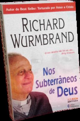 Livro Nos Subterrâneos de Deus