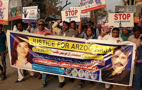 Muçulmano que sequestrou e estuprou menina cristã de 13 anos é libertado no Paquistão