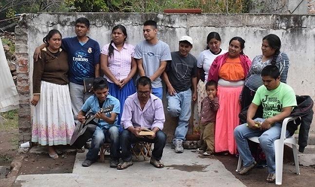 Famílias Evangélicas Expulsas das suas Casas no México