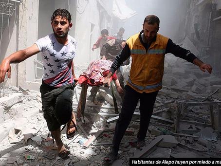Deus quer que eu continue aqui até o final da guerra, diz Pastor na Síria