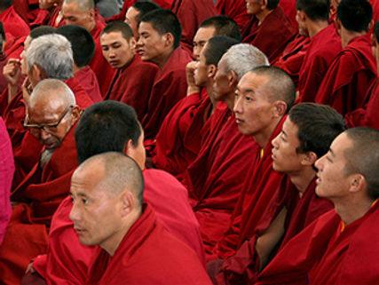 Monge budista converte-se e 200 mil pessoas seguem a Jesus no Tibete