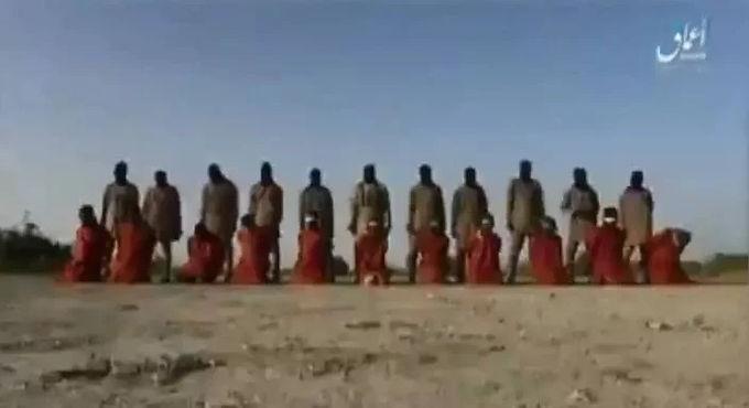 Estado Islâmico divulga vídeo da execução de 11 cristãos na Nigéria
