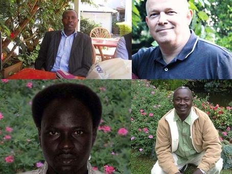 Pr. Kuwa Libertado da Prisão no Sudão