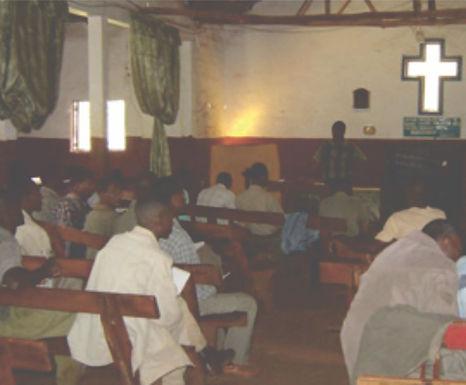 Igreja Cristã na Etiópia obrigada pelas autoridades a sair do prédio que ocupava há 10 anos