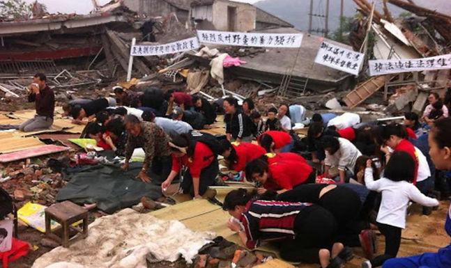 Aumento da Perseguição Cristã na China continua Elevado