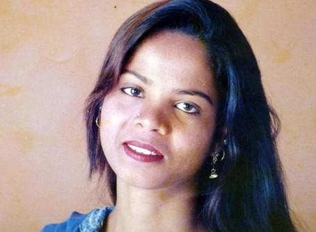 Asia Bibi finalmente fora do Paquistão