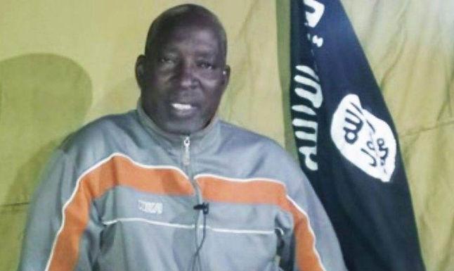 """Pastor nigeriano é decapitado pelo Boko Haram depois de fazer um video a """"agradecer a Deus por tudo"""""""