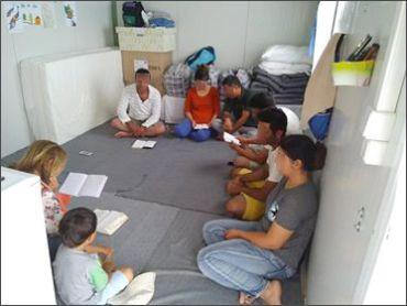 Muçulmanos Perseguem Cristãos em Campos de Refugiados