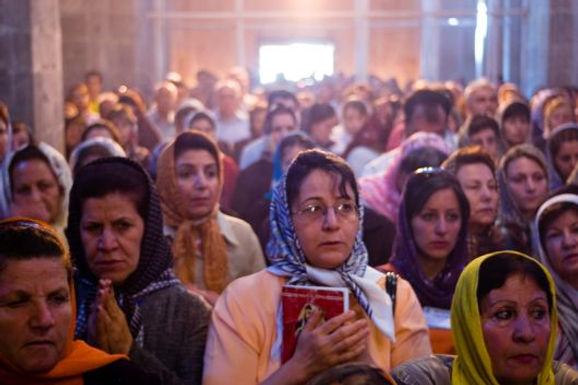 Mais de 100 Cristãos foram presos no Irão por preparar-se para o Natal