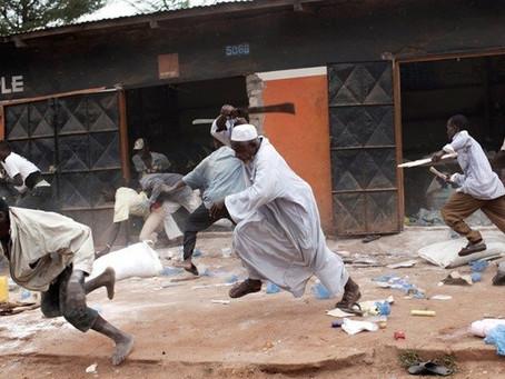 Perseguição Cristã na Nigéria - ONU alerta para violência fora do controlo