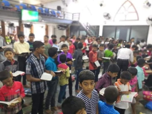 Crianças vítimas do atentado no Sri Lanka diziam estar dispostas a morrer por Cristo
