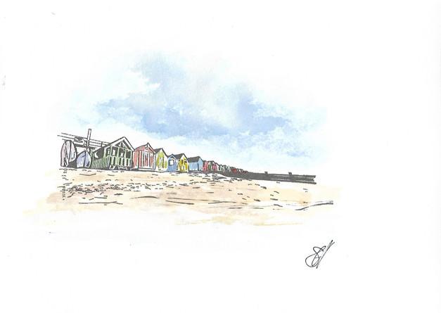 Beach Huts 2 Far Away