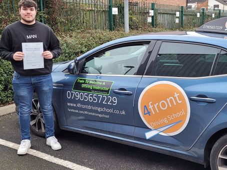 1st Time Pass For Ethan