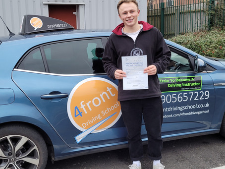1st Time Pass for Matthew