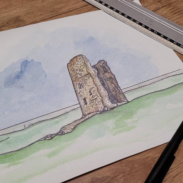 Hadleigh Castle 1