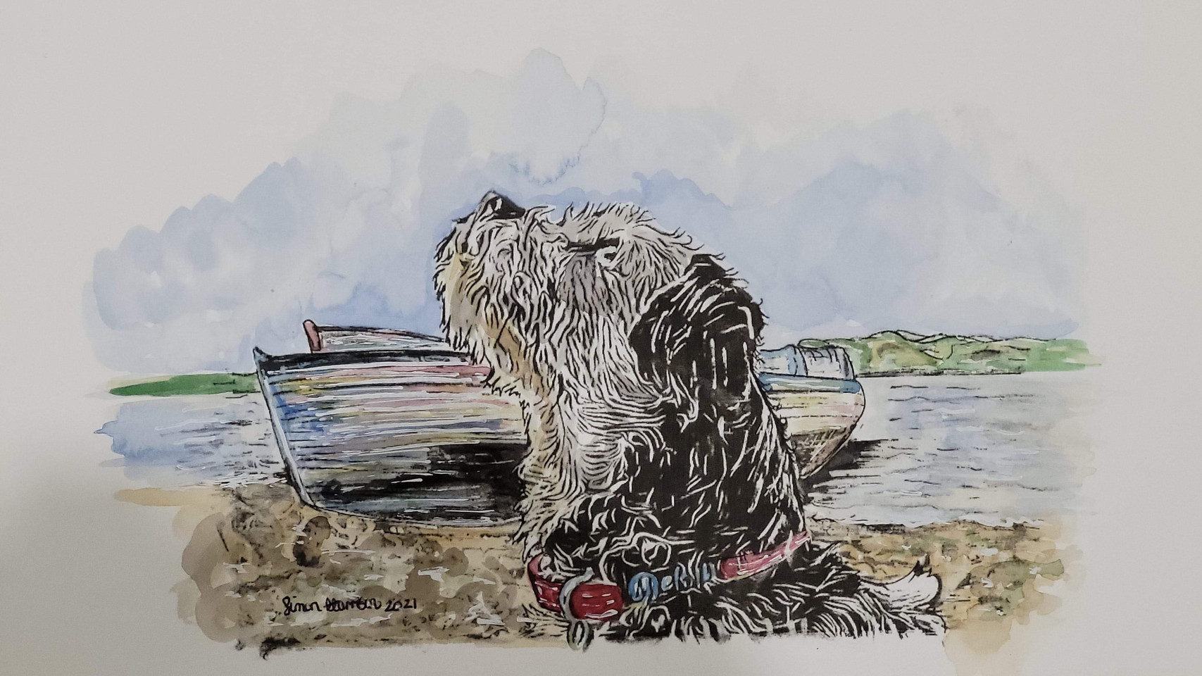 IMG_20210113_212411_36Dog by the river - ink and watercolour9.jpg