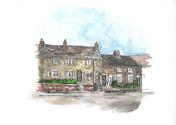 Traditional British Village Architecture 2